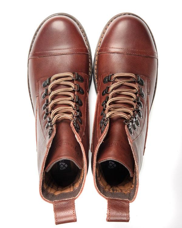 Ботинки Millwall brown от Matt Nawill