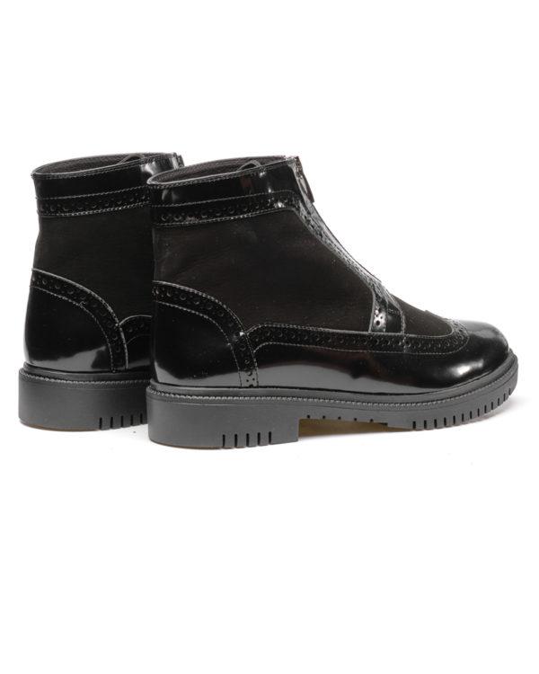 Ботинки Medea black от Matt Nawill