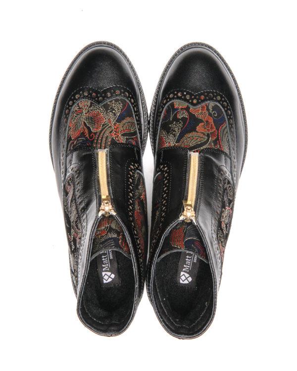 Ботинки Medea gold от Matt Nawill
