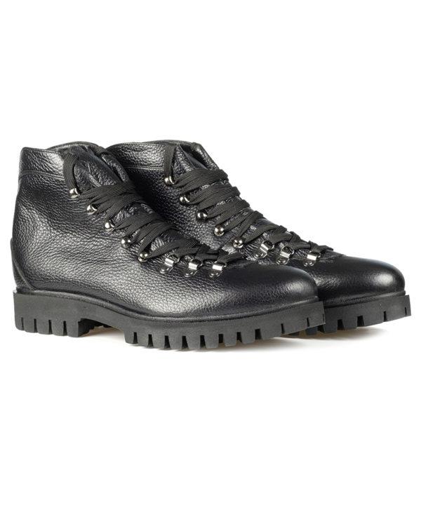 Ботинки Earl black от Matt Nawill