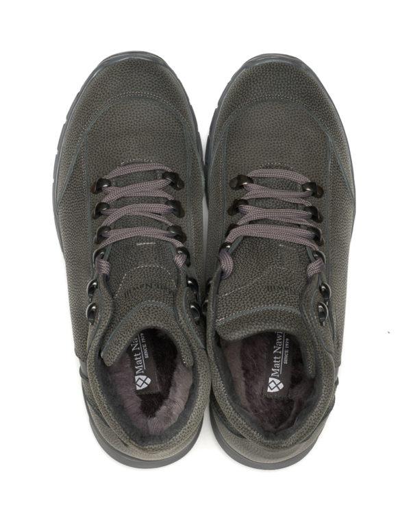 Ботинки Rems gray one от Matt Nawill
