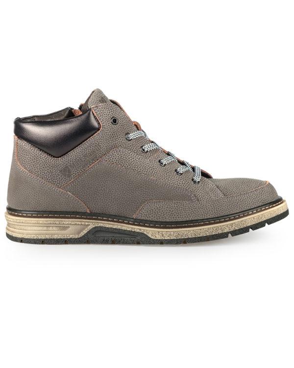 Ботинки Ermon gray от Matt Nawill