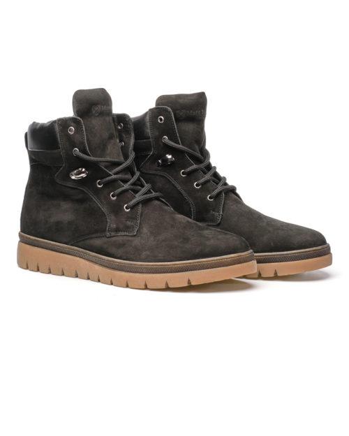 Ботинки Soller black