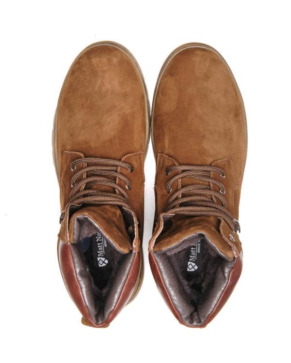 Ботинки Soller wood от Matt Nawill